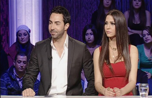 Joelle dagher and carlos azar celebrity
