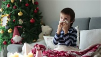 How to Get Rid of a Cold on Christmas
