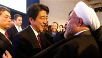 Iran to ask Japan's Abe to mediate over U.S. oil sanctions: officials
