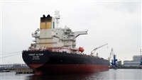 Tanker sinks after attack in Gulf, 44 crew picked up by Iran: IRNA