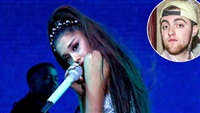 Ariana Grande Cries While Performing Concert in Mac Miller's Hometown