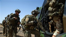 French, Malian forces kill 20 militants in operation: Mali army