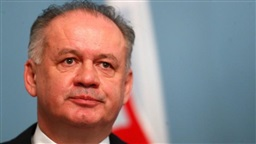 Slovak ex-president Kiska launches new party to challenge ruling Smer