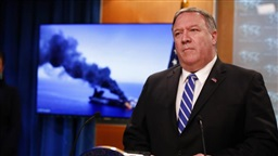 Pompeo: U.S. President Trump does not want war with Iran