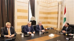 Lavrentiev visits Hariri: It is time for a political solution in Syria