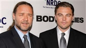 Russell Crowe Buys Dinosaur Head From Leonardo DiCaprio While Drunk