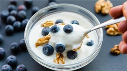 Men Who Eat Yogurt Weekly Less Likely to Develop Bowel Cancer