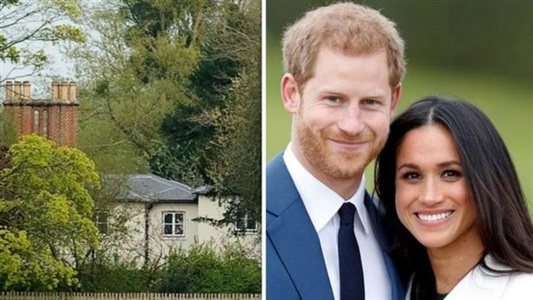 Prince Harry and Meghan Markle's Home Renovated Using Taxpayers' Money