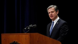 FBI Director Wray: Russia intent on interfering with U.S. vote