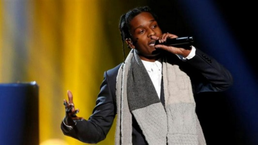 U.S. rapper A$AP Rocky spared jail after being found guilty of Stockholm brawl