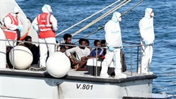 Charity boat rejects Spain's offer to stranded migrants