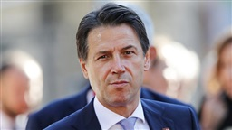 Italian PM Conte says will resign on Tuesday