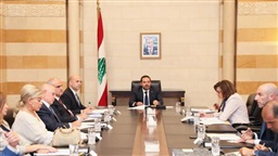 Hariri chairs meeting of ministerial committee tasked with waste dossier