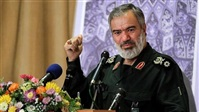 No one can secure Gulf other than Iran and countries of the region: Guards deputy commander