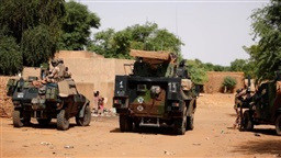 Suspected jihadists kill five Malian troops in ambush