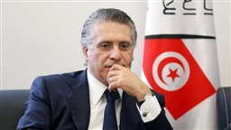 Tunisian presidential candidate Karoui detained over tax evasion charges: media