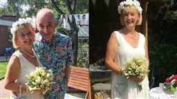 Photos: Couple Marry Again After Husband With Dementia Forgot First Wedding