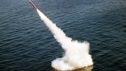 Russia test fires missiles from submarines in the Barents Sea