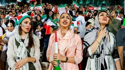 Iranian women allowed to watch World Cup qualifier in stadium: official