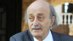 Jumblatt, Najari discuss outcome of Egypt visit
