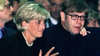"Elton John Says Mourning Over Death of Princess Diana ""Got Out of Hand"""