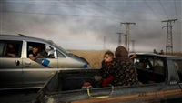 More than 100,000 people displaced so far amid violence in Syria: U.N. World Food Programme