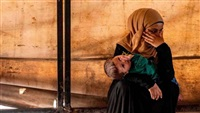 Nearly 800 'ISIS-affiliated women and children escape from camp'