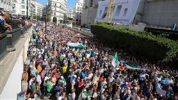 Hundreds of Algerians protest against proposed energy law