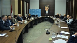Future bloc convenes at Center House to discuss latest developments