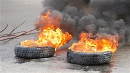 Health Impacts of Open Burning of Used Tires