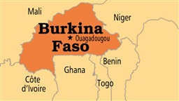 Militants kill five in twin attacks on Burkina army outposts: army