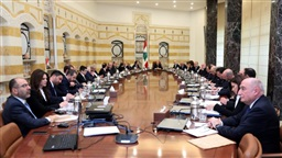 Cabinet holds 'calm discussion'