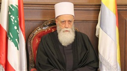 Sheikh Hassan extends condolences to Alaa Abou Fakhr's family, calls on army to uncover Khaldeh incident circumstances