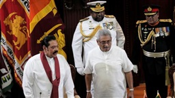 Sri Lanka's new leader appoints his PM brother as Finance Minister