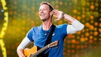 Coldplay Won't Tour Their New Album Unless Concerts Are Environmentally Friendly