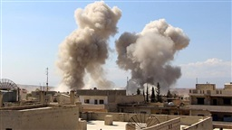 Air strikes kill at least 20 in Syria's Idlib: Observatory, activists