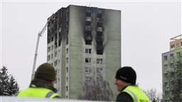 Gas explosion kills at least seven in apartment block in Slovakia