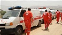Red Cross: 169 cases were transferred to hospitals as a result of the events in Central Beirut