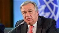 U.N. chief says will work with new Lebanese government on reforms