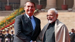 India, Brazil sign 15 accords to deepen ties across range of sectors