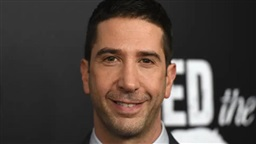 """David Schwimmer Says Daughter Is """"Self-Declared Vegetarian"""" Since Age 5"""