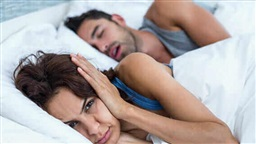 Why Your Spouse's Snoring Is Bad for You