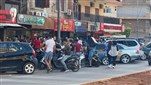 Photos: Heavy traffic and overcrowding in Tripoli