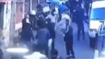 Watch: Moment security forces reach Sabra market and lockdown violators quickly run away