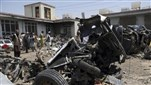 Eleven killed as bomb blows up a bus in Afghanistan - officials