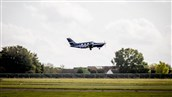 World's First Hydrogen-Electric Passenger Flight Takes Off