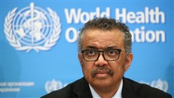 Coronavirus outbreak at 'decisive point': WHO chief