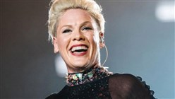 Singer Pink Tests Positive for Coronavirus, Donates $1 Million to Relief Funds