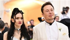 Grimes and Elon Musk Change Baby's Name to Comply With Law