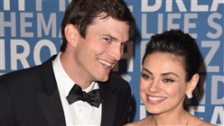 Ashton Kutcher and Mila Kunis Say They Don't Believe in Bathing Their Kids or Themselves
